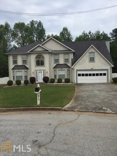 819 Conisburgh Ct, Stone Mountain, GA 30087 - MLS#: 8449733