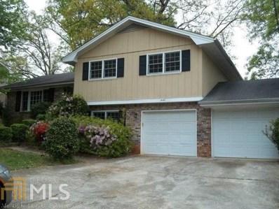 1442 Oak Forest Way, Conyers, GA 30013 - MLS#: 8450315