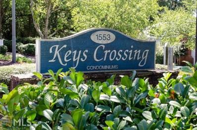 1377 Keys Crossing Dr, Brookhaven, GA 30319 - MLS#: 8450337