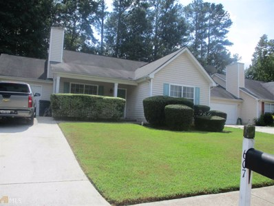 607 Hynds Springs, Jonesboro, GA 30238 - MLS#: 8450849