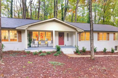 5370 Leather Stocking Ln, Stone Mountain, GA 30087 - MLS#: 8451060