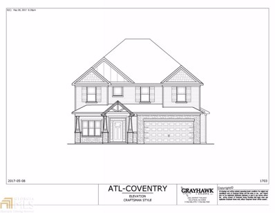 576 Pine Way, Dallas, GA 30157 - MLS#: 8451199