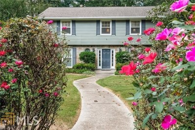 6320 River Overlook Dr, Sandy Springs, GA 30328 - MLS#: 8451955