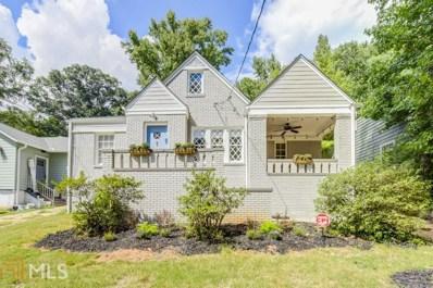 1667 S Gordon St, Atlanta, GA 30310 - MLS#: 8452163
