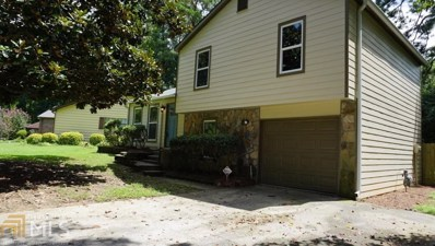 6929 Hickory Log Rd, Austell, GA 30168 - #: 8452479