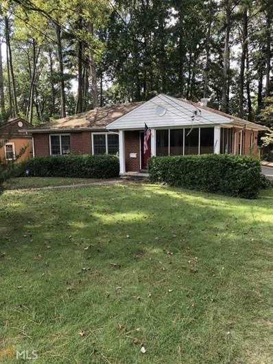 1660 Briarcliff Rd, Atlanta, GA 30306 - MLS#: 8452494