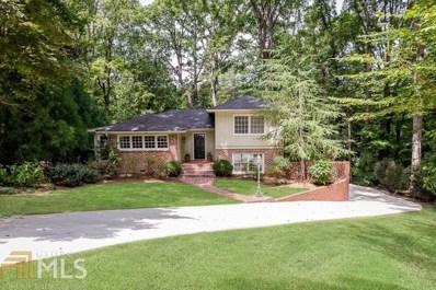 2900 Castlewood Dr, Atlanta, GA 30327 - #: 8452917