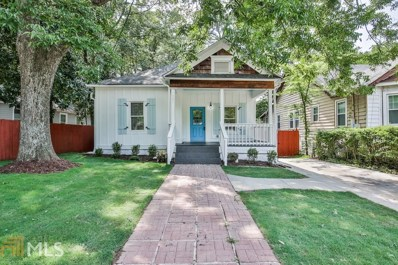 1391 SW Beatie Ave, Atlanta, GA 30310 - MLS#: 8453354