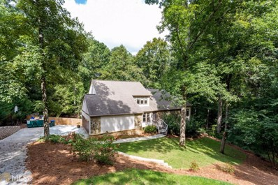 520 Willow View Way, Roswell, GA 30075 - MLS#: 8454110