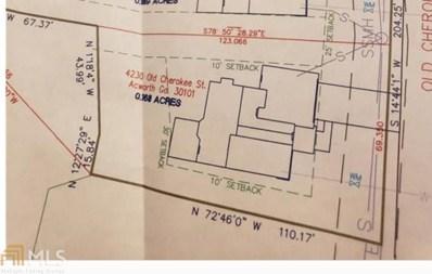 4220 Old Cherokee St, Acworth, GA 30101 - MLS#: 8454111