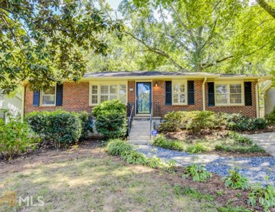 2451 Woodridge, Decatur, GA 30033 - MLS#: 8455358