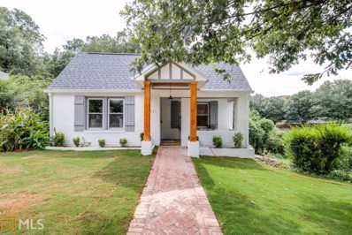 1031 E Confederate Ave, Atlanta, GA 30316 - MLS#: 8455559
