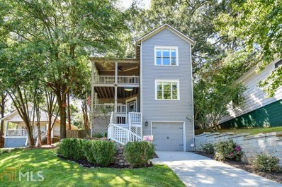 707 Confederate Ave, Atlanta, GA 30312 - MLS#: 8455852