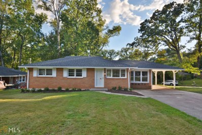 2657 Woodridge Dr, Decatur, GA 30033 - MLS#: 8456384