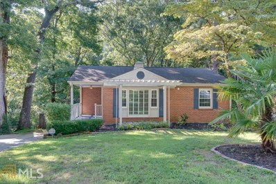 1016 Brookdale Dr, East Point, GA 30344 - MLS#: 8457182