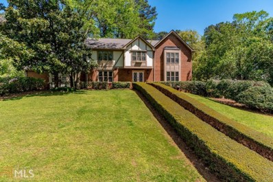 470 Cambridge Way, Sandy Springs, GA 30328 - MLS#: 8457381