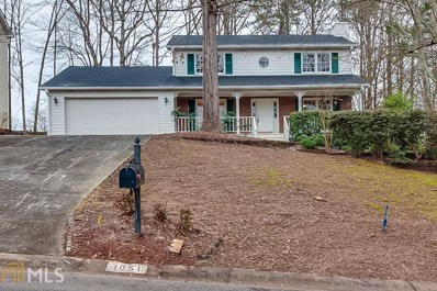 1051 Boston Ridge, Woodstock, GA 30189 - MLS#: 8457656