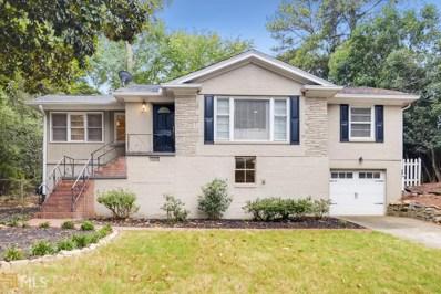 682 Upton Rd, Atlanta, GA 30318 - MLS#: 8458987