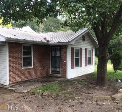 116 Jackson, Cochran, GA 31014 - MLS#: 8459149