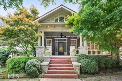 119 Peachtree Cir, Atlanta, GA 30309 - MLS#: 8461052