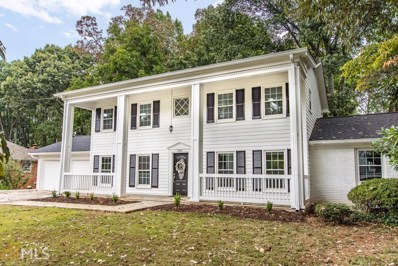 5551 Benton Woods Dr, Sandy Springs, GA 30342 - MLS#: 8467607