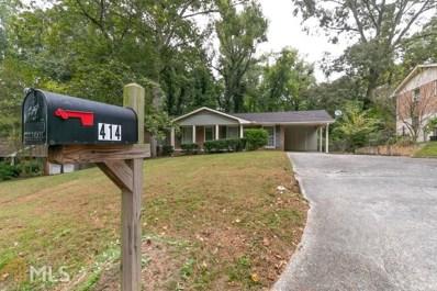 414 Flint Trl, Jonesboro, GA 30236 - MLS#: 8468531