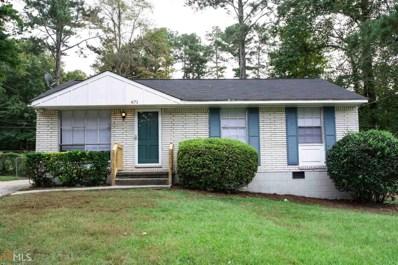 671 Robert E Lee Pkwy, Jonesboro, GA 30238 - MLS#: 8468705