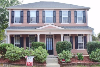 613 Brookwater Dr, Stockbridge, GA 30281 - MLS#: 8470167