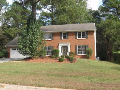 619 Kingsgate Ridge, Stone Mountain, GA 30088 - MLS#: 8470820