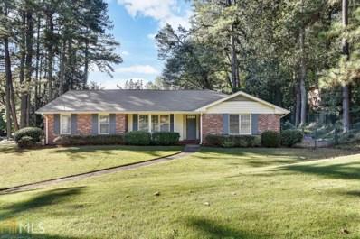 1691 Knob Hill Ct, Atlanta, GA 30329 - MLS#: 8472369