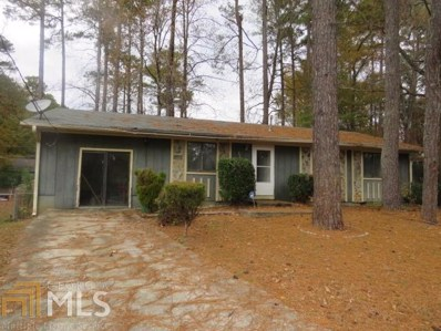 2289 Cherokee Valley Dr, Lithonia, GA 30058 - #: 8472562