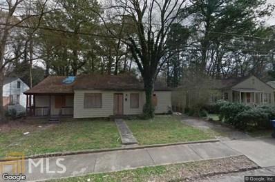 1384 Epworth St, Atlanta, GA 30310 - MLS#: 8472997