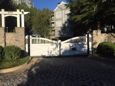 4100 Paces Walk, Atlanta, GA 30339 - MLS#: 8473969