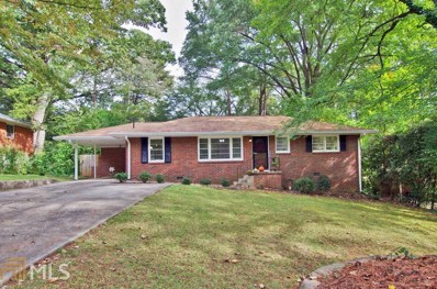 1041 Homewood Ct, Decatur, GA 30033 - MLS#: 8474929