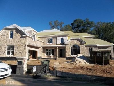 2833 Stone Hall Dr, Marietta, GA 30062 - MLS#: 8477627