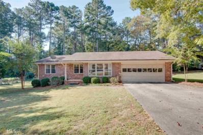 887 Oakhill Ct, Stone Mountain, GA 30087 - #: 8479033
