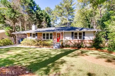 2552 Harrington Dr, Decatur, GA 30033 - MLS#: 8479265