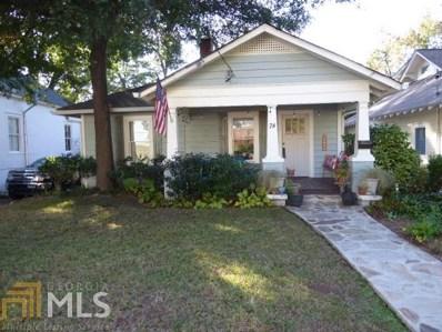 78 Flora Ave, Atlanta, GA 30307 - MLS#: 8480764