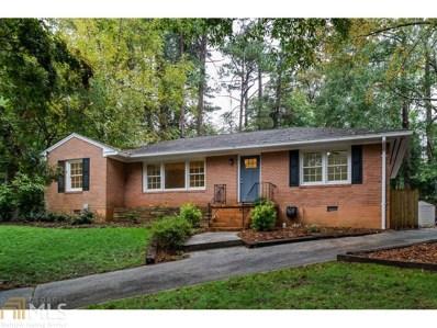 1245 Briar Hills Dr, Atlanta, GA 30306 - MLS#: 8481482