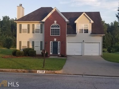 2758 Lakewater Way, Snellville, GA 30039 - MLS#: 8481642