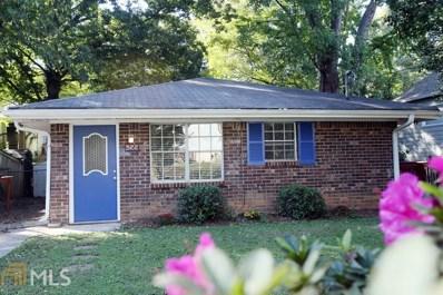 322 Nelms Ave, Atlanta, GA 30307 - MLS#: 8482243