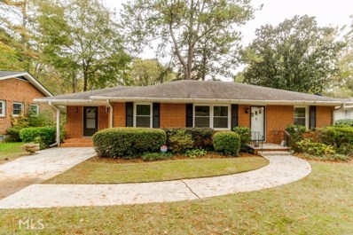 2447 Hunting Valley Dr, Decatur, GA 30033 - MLS#: 8483995