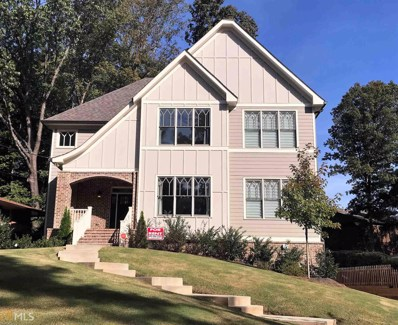 1233 Vista Valley Dr, Atlanta, GA 30329 - #: 8484530