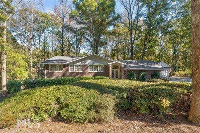2267 Deer Ridge Dr, Stone Mountain, GA 30087 - MLS#: 8485269