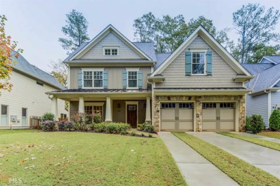 207 Ohm Ave, Avondale Estates, GA 30002 - #: 8485827
