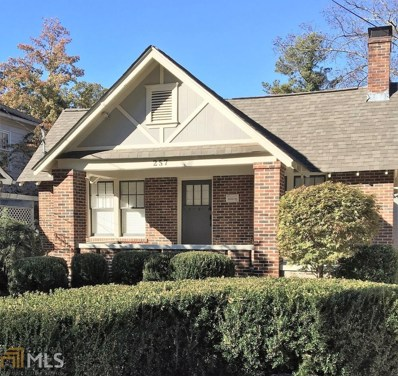 257 2nd Ave, Decatur, GA 30030 - MLS#: 8486828