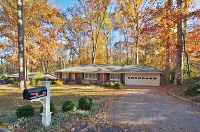 1810 Council Bluff Dr, Atlanta, GA 30345 - #: 8490714
