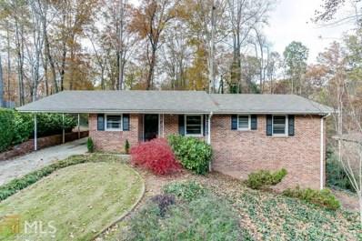 1700 Remington Rd, Brookhaven, GA 30341 - MLS#: 8490817