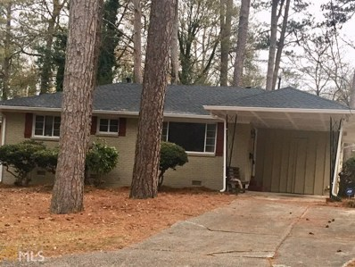 2766 Luther Dr, East Point, GA 30344 - MLS#: 8491087