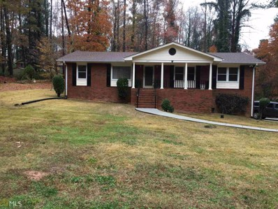 2897 Pine Valley Cir, East Point, GA 30344 - MLS#: 8492473